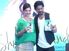 Shah Rukh Khan wants to stay fit http://ndtv.in/1cxFXzE