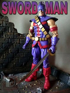 Odin (Marvel Legends) Custom Action Figure   Custom action ...