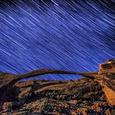 Landscape arch panoramic Photo by #tmophoto