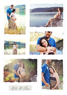 lake maternity photography via Alexandra Keller Photography