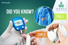 Diabetes is a condition of high blood sugar. In type 2 diabetes, the body has become unable to manage blood sugar, developing resistance to the natural insulin produced by the pancreas. Type 2 diabetes is the most common type, affecting millions of people. #PreventD