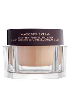 Charlotte Tilbury 'Magic Night Cream' Intense Firming, Plumping Balm-Elixir available at #Nordstrom
