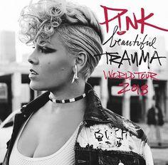 Beautiful Trauma Tour 2018