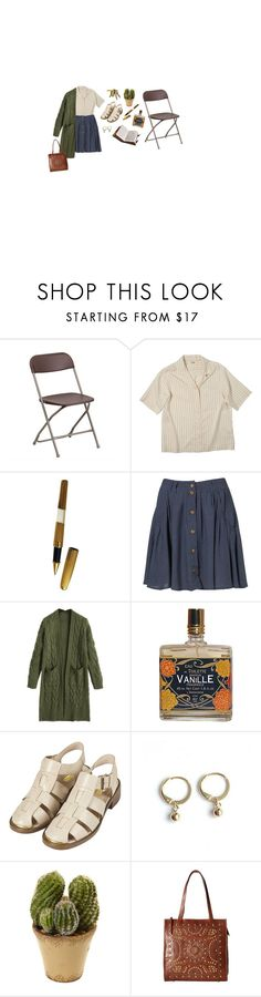 """""""study date"""" by asongaboutbeingsad ❤ liked on Polyvore featuring Flash Furniture, S.T. Dupont, Topshop and HOBO"""