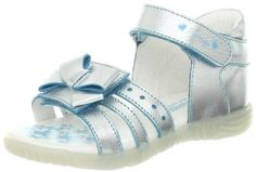 Primigi Joanne Sandal (Infant/Toddler) Primigi. $69.40. Made in Romania. leather. Rubber sole. Heel measures approximately 0.75""