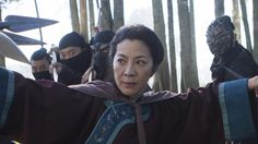 nice Netflix debuts trailer for 'Crouching Tiger: Hidden Dragon: Sword of Future'