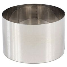 DeBuyer High Stainless Steel Pastry Ring 63 x 39 >>> Want to know more, click on the image.