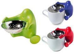 Alessi Te O Tea Strainer