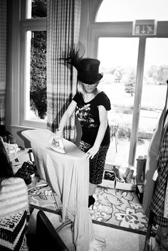 Cowley Manor behind the scenes - Cheltenham Fashion Week Daily Fashion, Fashion News, Creative Design, Behind The Scenes, Dresses, Vestidos, Dress, Gown, Outfits