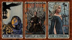 Game of Thrones Tarot Cards to debut at Comic-Con in San Diego | Watchers on the Wall | A Game of Thrones Community for Breaking News, Casting, and Commentary