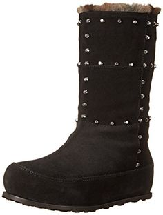 Details about AUSTRALIA LUXE BLACK SHEEPSKIN AND WOVEN WOOL KNEE HIGH BOOTS SIZE 7! VERY RARE
