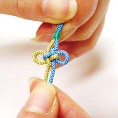 이웃님들 안녕하세요! 오늘은요 간단하면서도 은근 어려운...?ㅎ 생쪽매듭 만드는 방법을 알려드리려구합니...