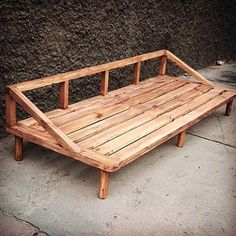 20 garden furniture design for outdoor garden bench Outdoor Garden Bench, Diy Outdoor Furniture, Pallet Furniture, Furniture Decor, Outdoor Pallet, Barbie Furniture, Antique Furniture, Rustic Furniture, Indoor Garden