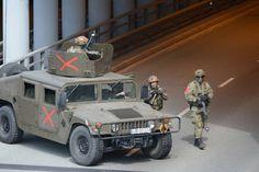 ***Wielki zrzut żołnierzy i sprzętu pod Toruniem, wideo: TVN24/x-news