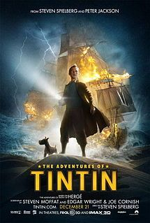 "Tintin-couldn't really get into this movie. I only half watched it so can't give an honest opinion, but Jack said it was ""sooo boooring""."