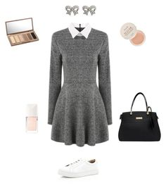 """""""Untitled #1"""" by megan-noble-1 on Polyvore featuring Urban Decay, Christian Dior, M&Co, River Island and Fresh"""