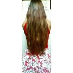 #Hair #LongHair #Capelli #CapelliLisci #CapelliLunghi