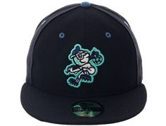 Alternate Asheville Tourists 59Fifty Fitted Cap by NEW ERA x MiLB x  BRANDIOSE 36e45eb8bd3