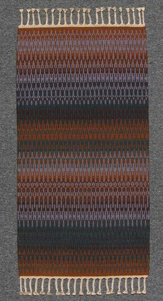 Hand dyed, handwoven