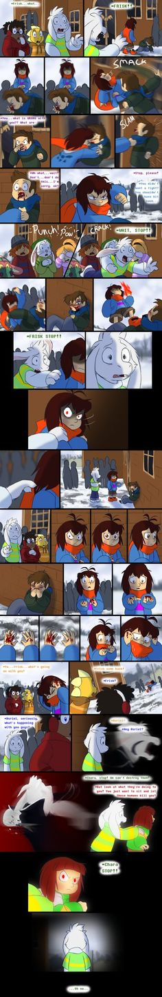 Endertale - Page 23 by TC-96.deviantart.com on @DeviantArt