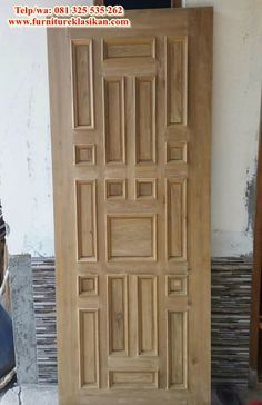 Bedroom Door Design, Door Design Interior, Bedroom Doors, Window Design, Wooden Main Door Design, Door Gate, Reno, Entrance Doors, Wooden Doors