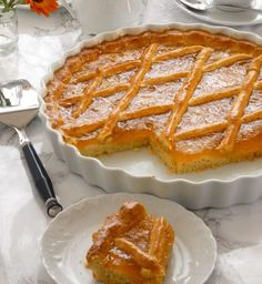 Greek Sweets, Greek Desserts, Greek Recipes, Sweets Recipes, Cookie Recipes, Greek Cake, Greek Pastries, Sweet Pie, Food Photo