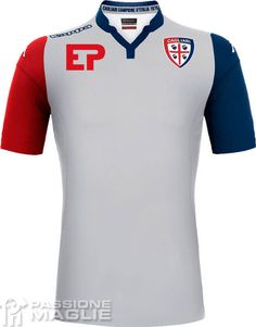 Cagliari 15-16 Kits Released - Footy Headlines