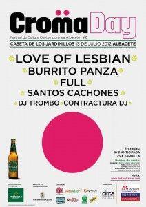 Sorteo entradas Love of Lesbian