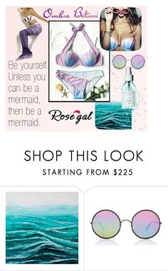 """Untitled #75"" by a-gauche ❤ liked on Polyvore featuring Sunday Somewhere and Sachajuan"