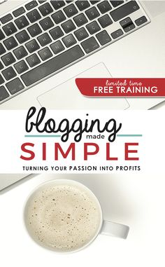 Have you ever felt like you are spinning your wheels when it comes to your blog? Like no matter what you try, you can't seem to get more readers or generate more income? I totally get it. I felt exactly the same way! I had so many ideas, I felt paralyzed with where to start. …