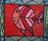 Artsonia Art Exhibit :: Gr. 2 Crayon Batik Fun!