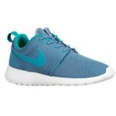 6816011ef85b9 Nike Roshe Run - Women s - Purple   Light Blue  Mobilityexercises Nike  Shoes Cheap