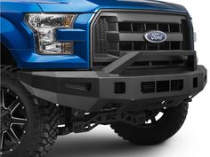 Ici F 150 Magnum Rt Series Front Non Winch Bumper Fbm84fdn Rt 15 17 F 150 Excluding Raptor Winch Bumpers Raptor Truck Bumpers