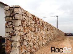 Roc2c - Muro em Pedra