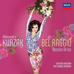 Nową płytę Aleksandry Kurzak do 15 kwietnia znajdziecie wyłącznie u nas! Jak Wam się podoba taka kolorowa, wiosenna okładka?