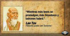 Presente Consciente: Lao Tsé y sus enseñanzas