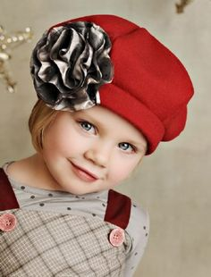 Persnickety Fall 2012 Red Beret