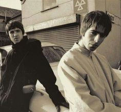 Oasis - Gallagher Brothers