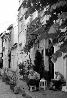 Ayrılık çeşme sokak Kadıköy İstanbul