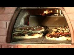 4 PIZZE nel Pizzone, le pizze di Marco Romano con il forno Pizza Party (forno a legna portatile) - YouTube Wood Fired Oven, Wood Fired Pizza, Tamales, Neapolitan Pizza Dough Recipe, No Knead Pizza Dough, Baked Sandwiches, Barbecue, Four A Pizza, Flatbread Recipes