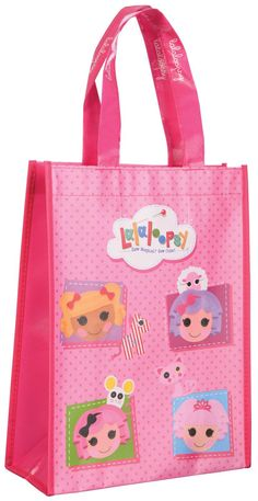 Lalaloopsy Trick or Treat Bag from BirthdayExpress.com