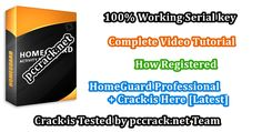 HomeGuard Professional 2.8.6 Crack program to control and monitor the activities of the case with the PC to maintain security of ch via @pccrack
