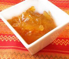 Mermelada de naranja y jengibre