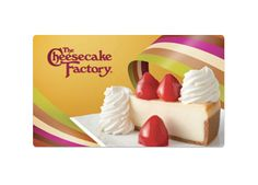 The Cheesecake Factory 2 FREE Slices of Cheesecake with $25 GC Purchase Nov 25-28 #LavaHot http://www.lavahotdeals.com/us/cheap/cheesecake-factory-2-free-slices-cheesecake-25-gc/135942