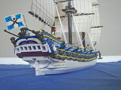 Beatrix: A LEGO® creation by Sebeus I : MOCpages.com