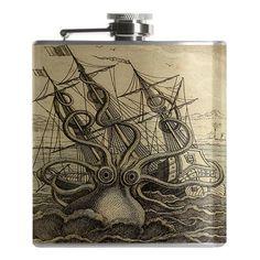 Kraken Flask