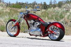 Big Bear Choppers Devil's Advocate Two-Up