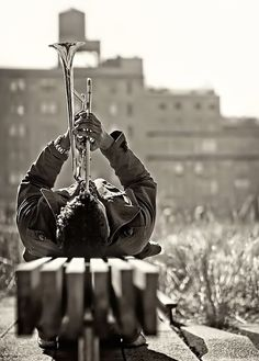"""Play the Instrument of Your Soul's Yearning: Who Cares What it Sounds Like?"""