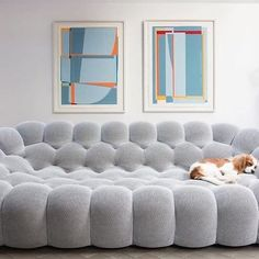 BUBBLE Sofa   Sacha Lakic Design For Roche Bobois #SachaLakic #RocheBobois  Lakic.com   Furniture   Pinterest