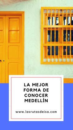 ¿Quieres entender la cultura de Medellín y conocer el centro de la ciudad junto a un guía experto? Y GRATIS! Wanderlust, Free, Tours, Blog, Coloring Books, Paths, Getting To Know, City, Centre